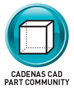 Cadenas CAD Part Community